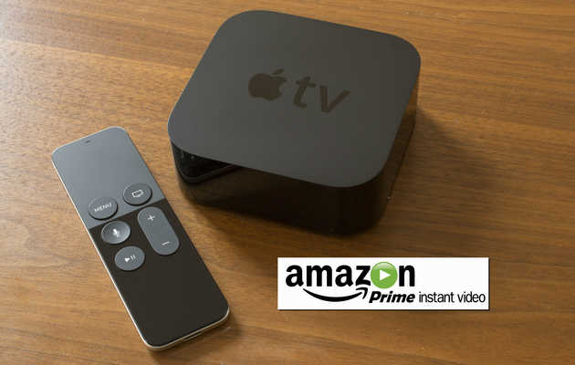 Amazon Is Finally Coming to Your Apple TV