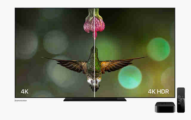 apple tv 4k comparison