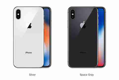 Apple IPhone 8 X Colors What Do The New IPhones Look