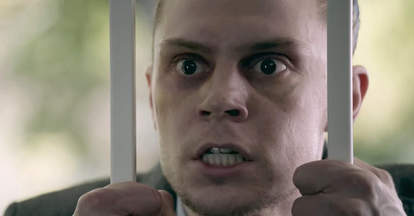 evan peters on american horror story: cult