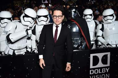jj abrams star wars director