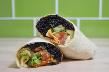 taco bell black rice