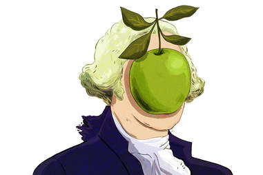 George Washington | Amazing Apple Facts | Diageo | Supercall