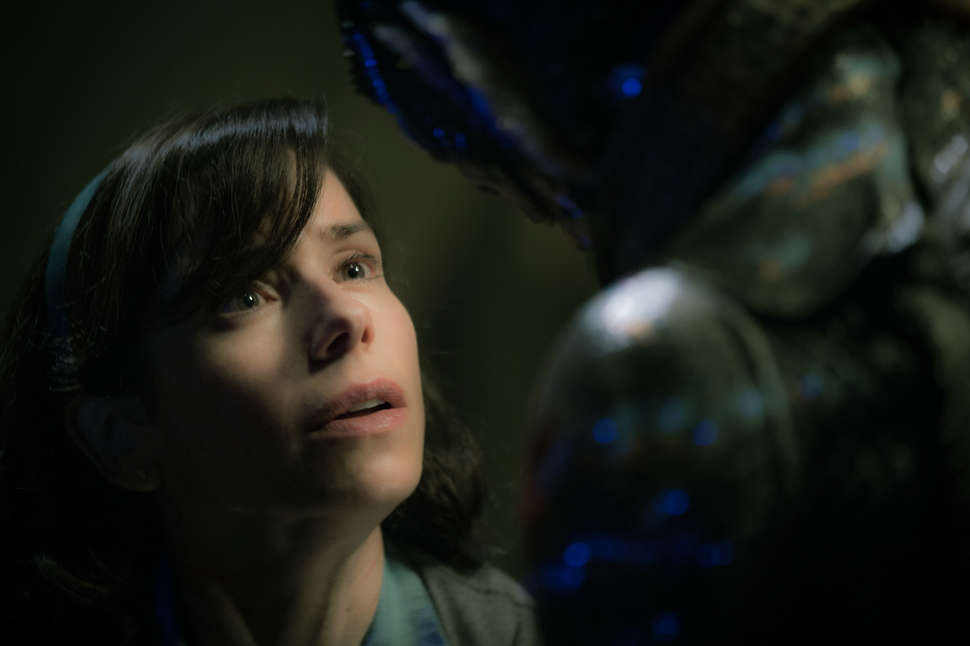shape of water sally hawkins and merman