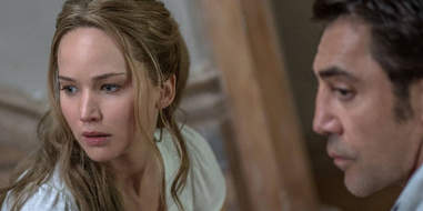 mother jennifer lawrence javier bardem