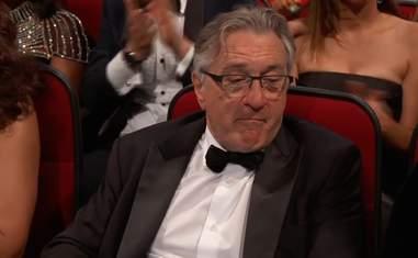 Robert De Niro Emmys