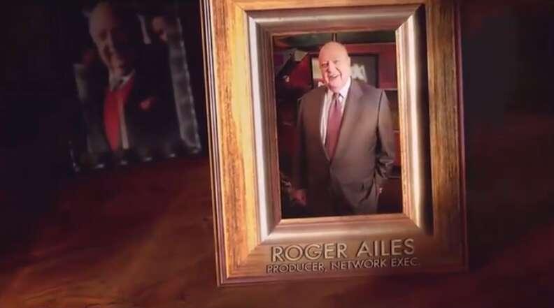 Roger Ailles