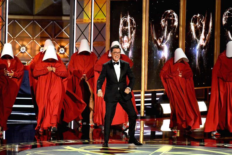Colbert Emmys
