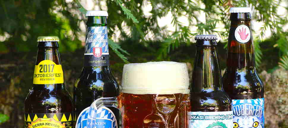 The Only Oktoberfest Beers You'll Ever Need