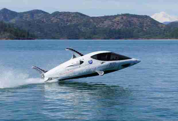 These Insane Jet Ski-Submarine Hybrids Are Basically Underwater Fighter Jets