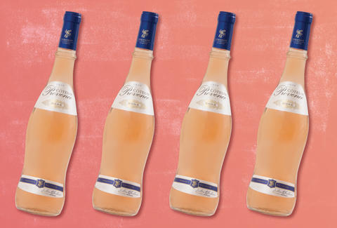 aldi rose wine