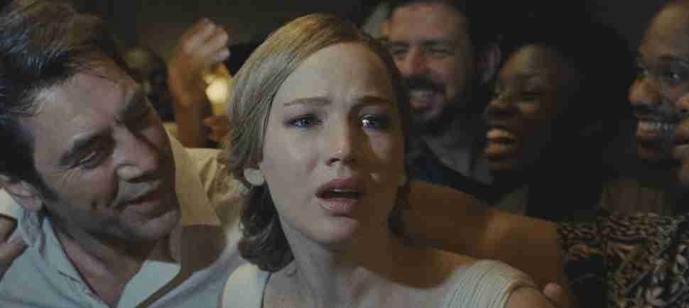 Jennifer Lawrence's 'mother!' Is the Controversial Bomb of the Year