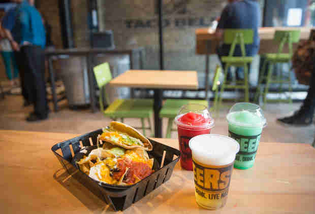 Taco Bell Is Opening a Sh*t Ton More Locations That Serve Booze