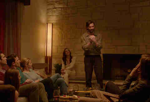 the invitation movie