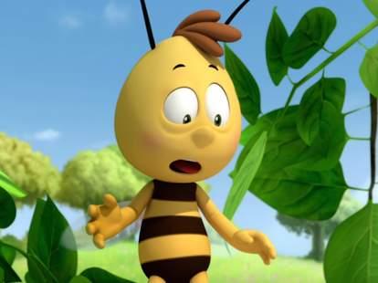 maya the bee penis drawing
