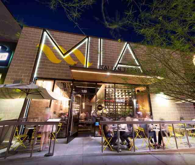 Best Restaurants At The Domain In Austin, TX