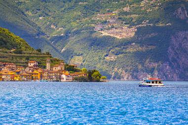 Monte Isola, Italy
