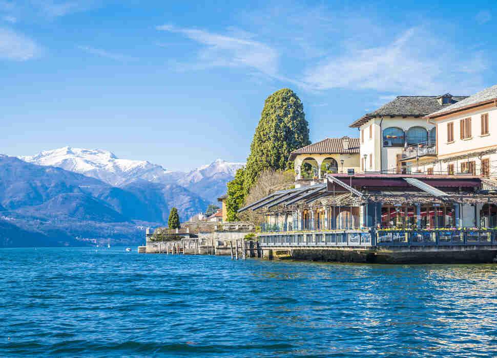 Most Beautiful Lakes In Northern Italy Lake Como Lake Garda More Thrillist