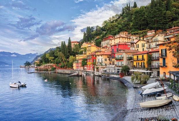 The Beautiful Italian Lakes Americans Don't Visit Enough