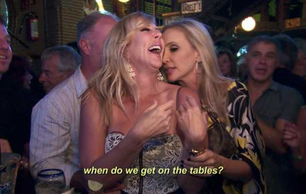 13 Real 'Real Housewives' Bars Where You Can Guzzle Chardonnay Like You're on TV