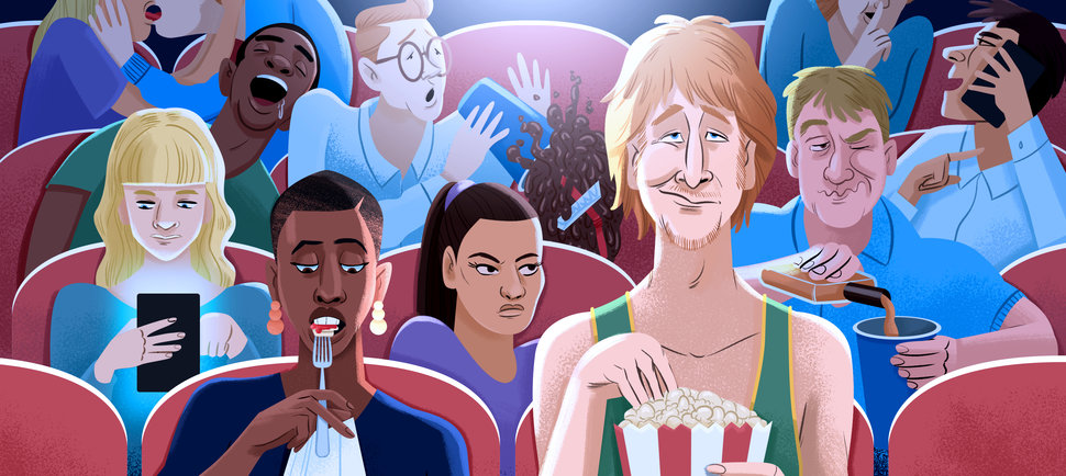 The 17 Unwritten Rules of Movie Theaters You're Probably Breaking