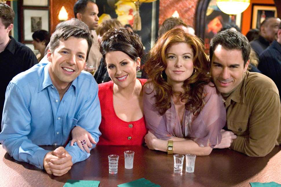 will & grace cast 2000