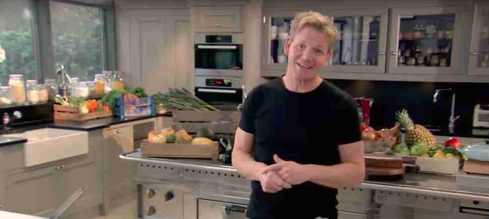 People Can't Get Enough of Gordon Ramsay's American Breakfast Recipe
