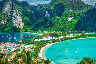 PHI-PHI ISLAND, KRABI PROVINCE, THAILAND