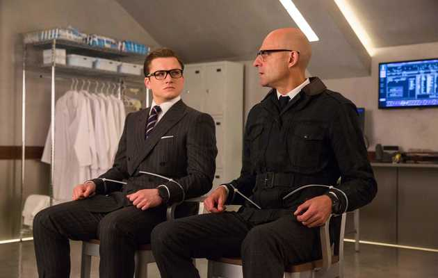The New 'Kingsman' Movie Makes a Brilliant Case for Legalizing Weed