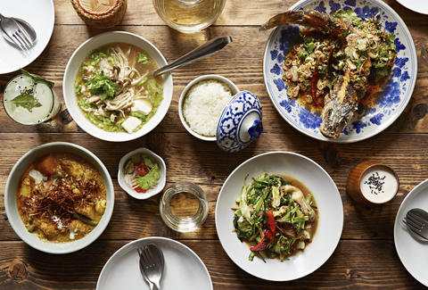 Best Restaurants In London Eat Seeker Thrillist
