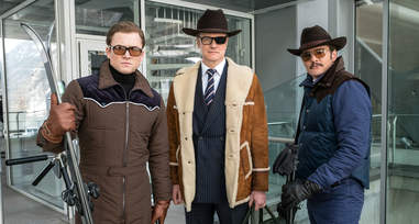 kingsman: the golden circle colin firth