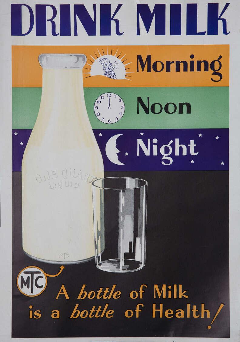 big dairy propaganda