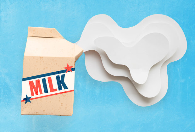 The Strange American Obsession With Cold Milk