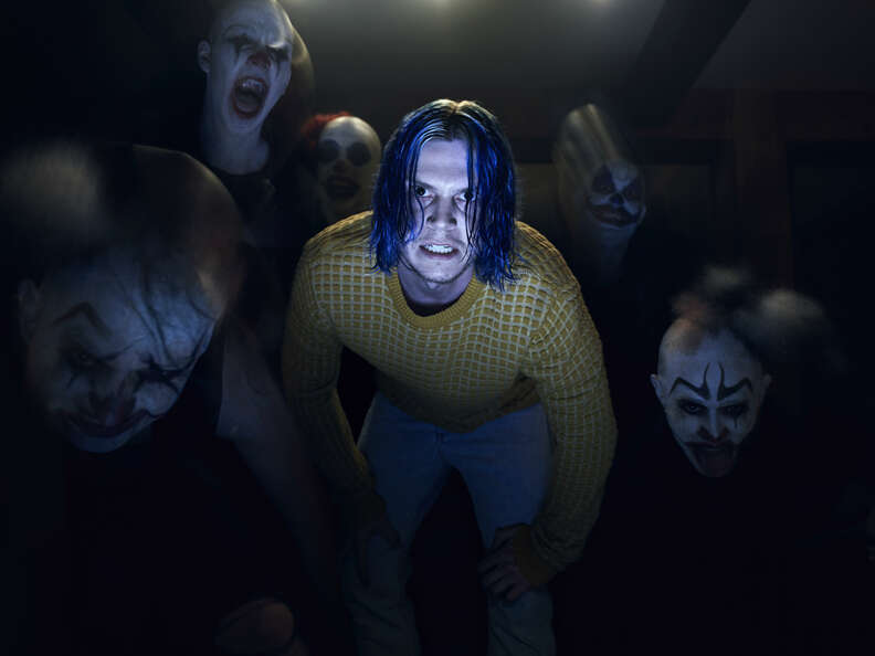 evan peters on american horror story: cult