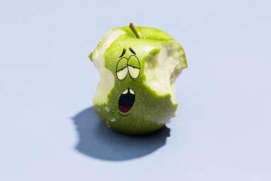 granny smith apple apples green sour ranking ranked fall season
