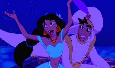 aladdin a whole new world