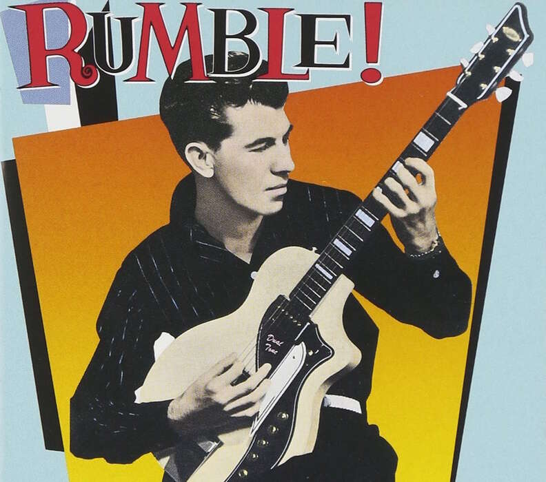 link wray and the wrayman rumble