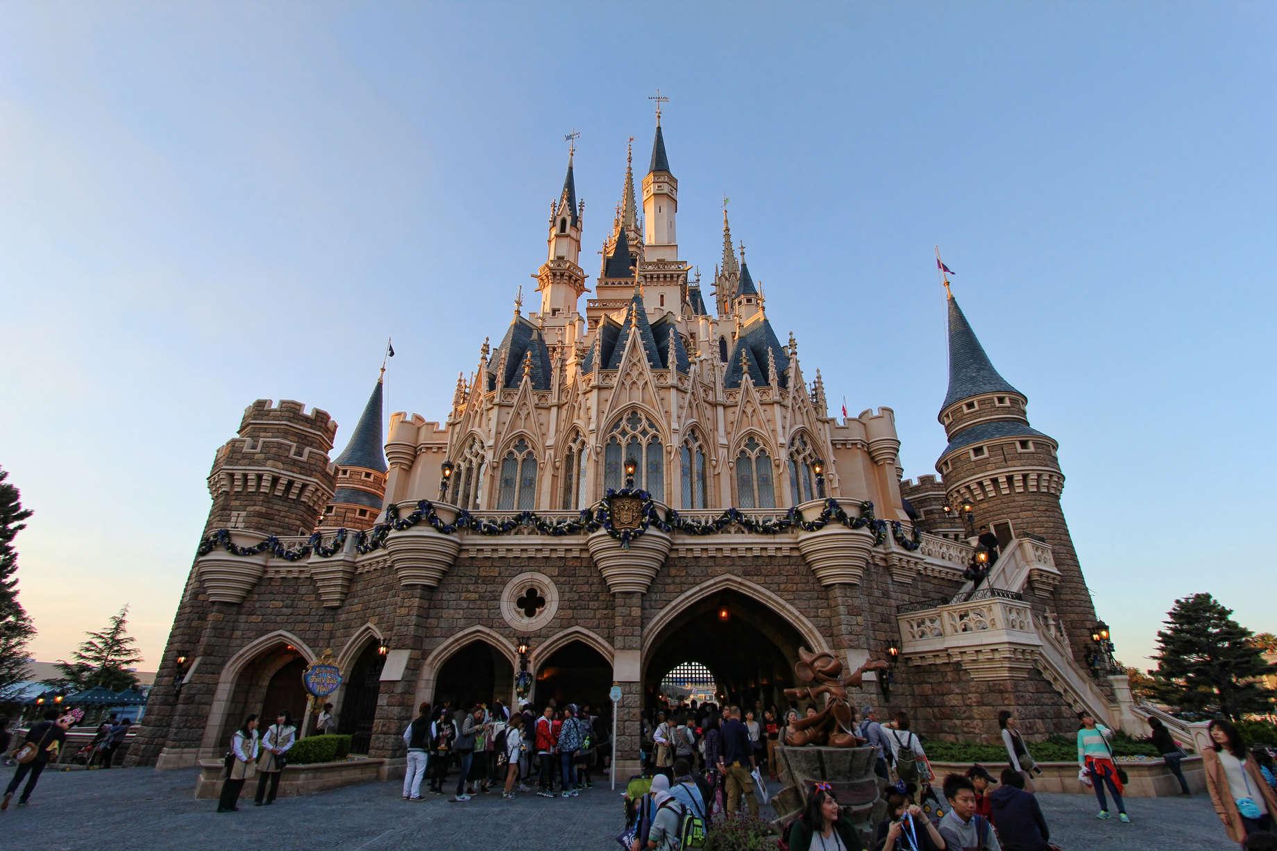Disney Dark Kingdom: Rumored Disney Villain Theme Park Plans