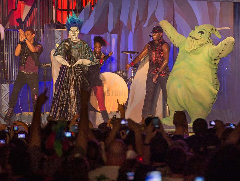 Disney's Villains Unleashed