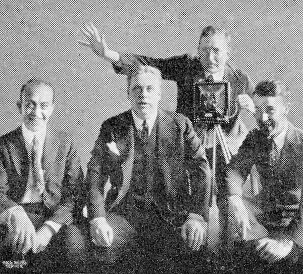 henry burr and the peerless quartet