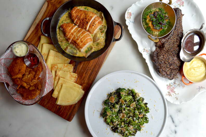 lower east side dining guide