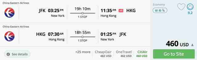 cheap flights to china