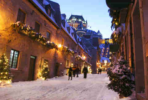 Winter vacation ideas best places to travel in december for Cheap vacation destinations in december