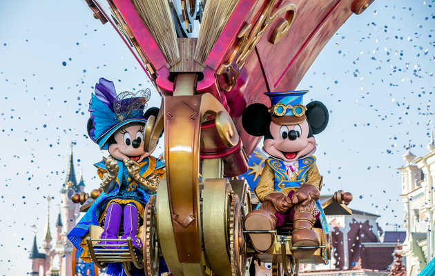 Why Now Is the Best Time Ever to Visit Disneyland Paris