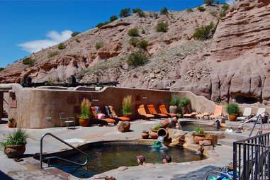 Ojo Caliente Springs