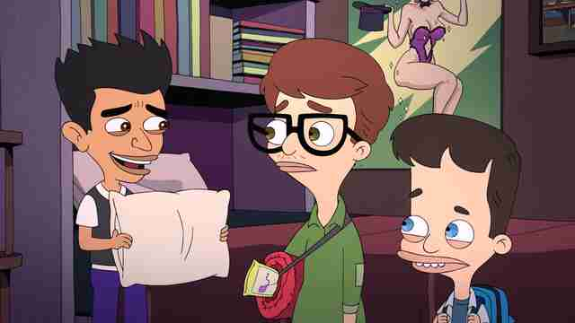 big mouth on netflix
