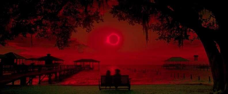 Gerald's Game Eclipse