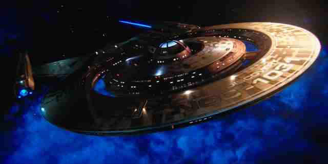 star trek discovery uSS discovery