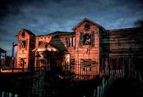 Screamworld Haunted Houses of Houston