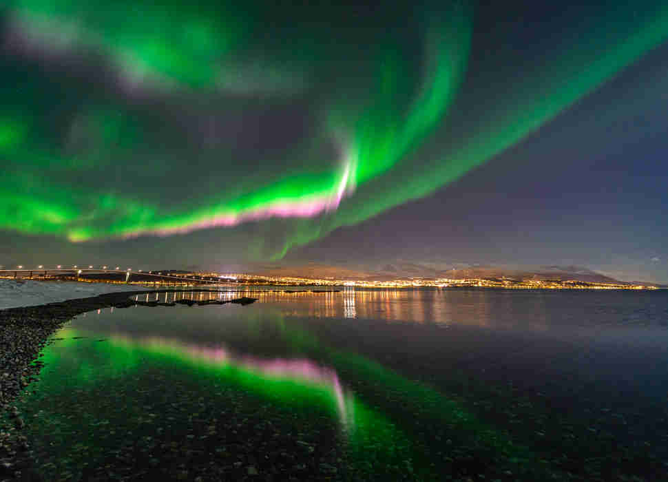 Northern Lights Forecast The Aurora Is Fading Thrillist